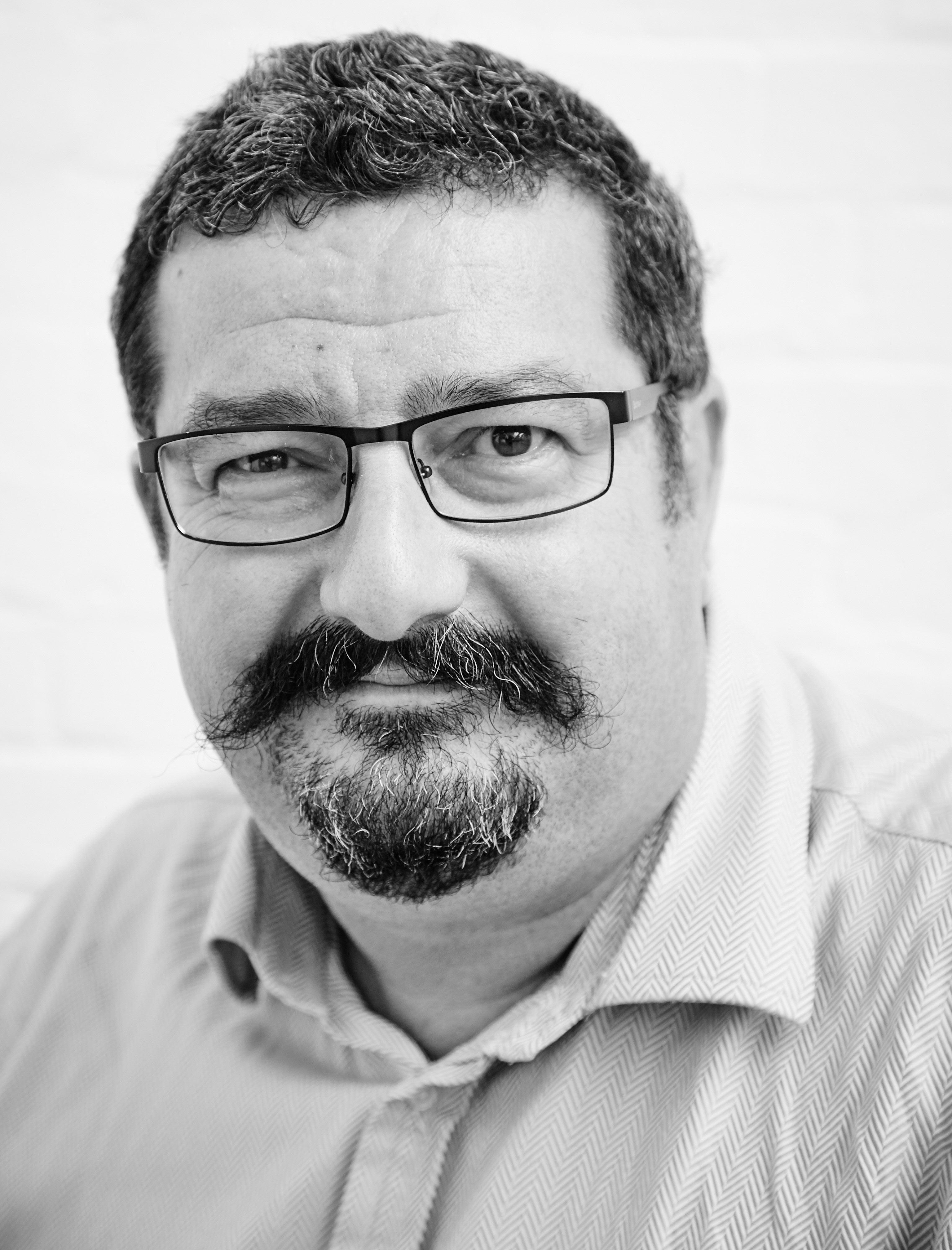 Photo of Prof John Overington